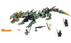 Конструктор LEGO Ninjago Механический Дракон Зелёного Ниндзя (70612), фото 3