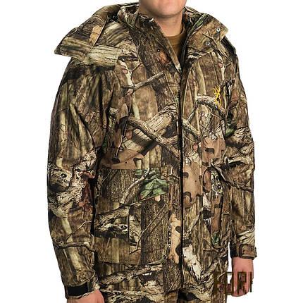 Куртка охотничья теплая Browning Wasatch Rain Parka, фото 2
