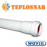 Труба канализационная Wavin 32х1,8х1000 мм