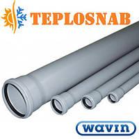 Труба канализационная Wavin 50x2,5x315 мм