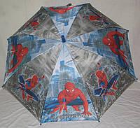 Зонт детский Человек-паук от 4 до 10 лет