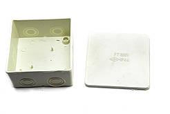 Герметична Коробка накладна 90*90*50 IP44 Р-7