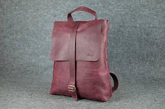 Женский рюкзак-трансформер |11983| Винтаж | Фиолетовый