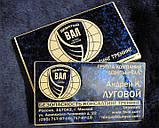 """МЕТАЛЛИЧЕСКИЕ ВИЗИТКИ """"VIP"""" КЛАССА (ЗОЛОТО,СЕРЕБРО,ПЕРЛАМУТР,БЕЛАЯ ЭМАЛЬ) ИЗГОТОВЛЕНИЕ 1 ЧАС, фото 9"""