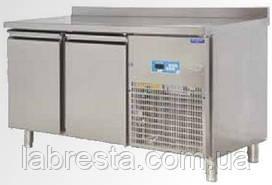 Холодильный стол Oztiryakiler 79E3.27NMV.00 двухдверный с бортом, Турция