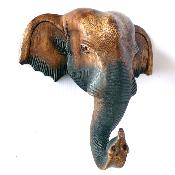 Маска-слон, 20 см.