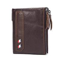 Кожаный мужской кошелек портмоне BEXHILL BX8836C