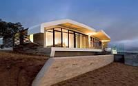 На «зеленом континенте» появился дом с годовым энергопотреблением 3$ для каждого жильца