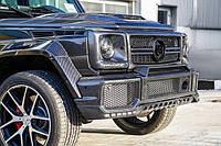 Карбоновый тюнинг Brabus Mercedes G-class W463 g55 g65 g63 Carbon