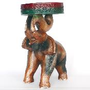 Слон - стул на хоботе