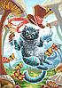 Схема для бисера Чеширский кот