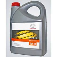 Синтетическое моторное масло Toyota Engine Oil Fuel Economy 5W-30, 5л