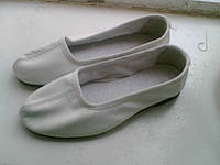 Тапочки кожаные (чувяки)