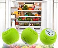 Поглотитель запахов для холодильника Fridge Balls 3 шарика