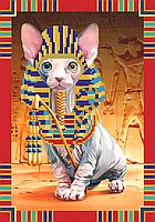 Схема для бисера Любимица Фараона