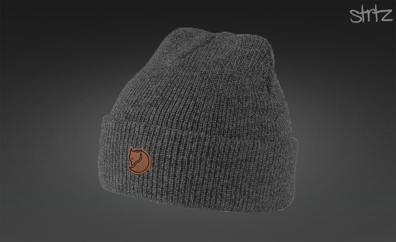 Шапка спортивная Fjallraven Melange Winter Beanie