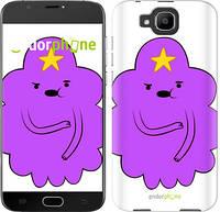 "Чехол на Doogee X9 mini Принцесса Пупырка. Adventure Time. Lumpy Space Princess v2 ""1221u-774-4074"""