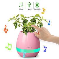 Портативная MP3 Bluetooth Колонка Цветочный Горшок SPS Music Pots S