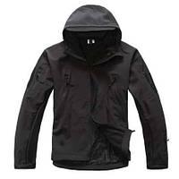 Тактическая куртка Soft Shell Esdy Black