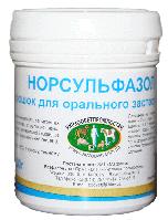 Норсульфазол  порошок