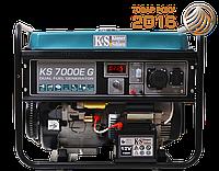 Бензо-Газовый генератор Konner&Sohnen KS 7000Е G