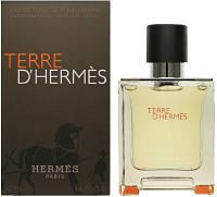 Hermes Terre men 50ml. Туалетная вода Оригинал