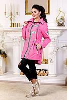 Куртка женская стильная демисезонная В-1021 МФ 101999 Тон 38