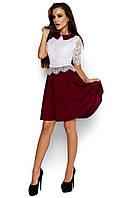 Платье с воротником Мармарис, фото 1