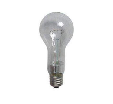 ЛОН-300, лампа накаливания ЛОН-300, лампа ЛОН, лампа накаливания
