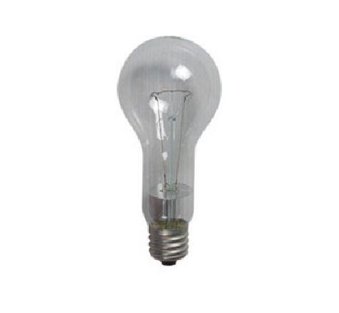 ЛОН-300, лампа розжарювання ЛОН-300, лампа ЛОН, лампа розжарювання