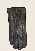 Копия Мужские перчатки кожаные на махре