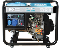 Дизельный генератор Konner & Sohnen KS 8100HDE
