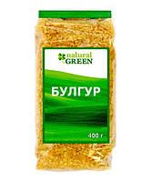 Булгур Natural Green, 400гр