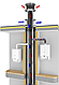 """Димохідні системи з нержавіючої сталі для будинків з поквартирним опаленням """"Цезар ЛВ CLV-multi""""., фото 3"""