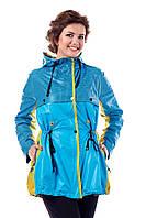 Куртка парка женская весенняя В-943 Арт.102008 Тон 509