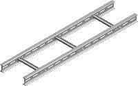 Кабельные лотки лестничного типа KL