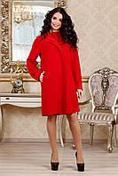 Женское пальто весна осень В-1022 Aрт.160416 Тон 49