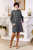 Женское пальто весна осень В-1022 Aрт.160406 Тон 5