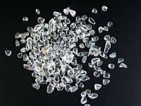 Натуральный камень крошка 8-15 мм (Горный хрусталь) (10гр.)
