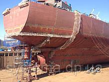 Антиобрастающее покрытие (необрастайка, антифоулинг), долгодействующее для судов и яхт, фото 2