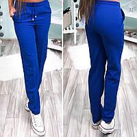 Стильные, женские брюки с поясом на резинке (легкая костюмная ткань) Турция!!! РАЗНЫЕ ЦВЕТА