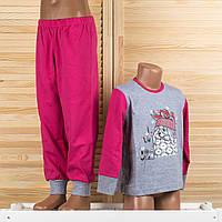 Детская пижама на девочку Турция. Moral 05-5 2/3. Размер на 2/3 года.