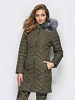 Женская зимняя куртка размеры 42-52 SV 36-1082