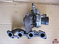 03c253019a Турбина на Фольксваген Пассат В6 VW Passat B6 2.0/103KW (2.0 Diesel(1968ccm)