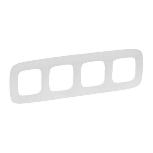 Рамка 4 пост. Білий, Legrand Valena Allure