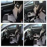 Автомобильные чехлы на передние и задние сиденья RM (Road Master) , фото 2