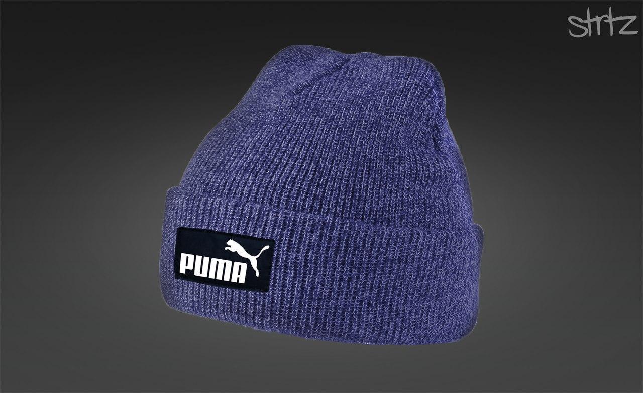 Зимняя шапка Женская/мужская пума/Puma