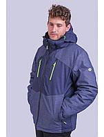 Мужская горнолыжная куртка Avecs, темно-синий Р. 46, 48, 50, 52, 54