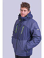 Мужская горнолыжная куртка Avecs, темно-синий Р. L