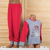 Детская пижама на девочку Турция. Moral 05-6 6/7. Размер на 6/7 лет.